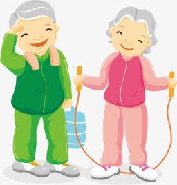 vieillir en bonne santé